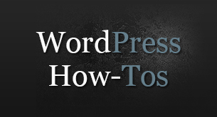 WordPress How-Tos